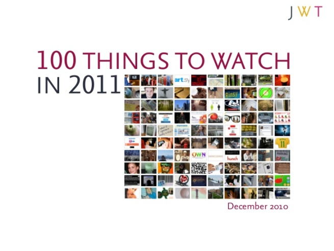 100 things to watch